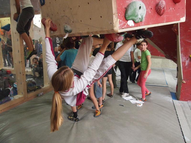Compétition Bloc Buthier septembre 2014