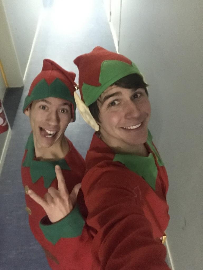Soirée Noël 2016
