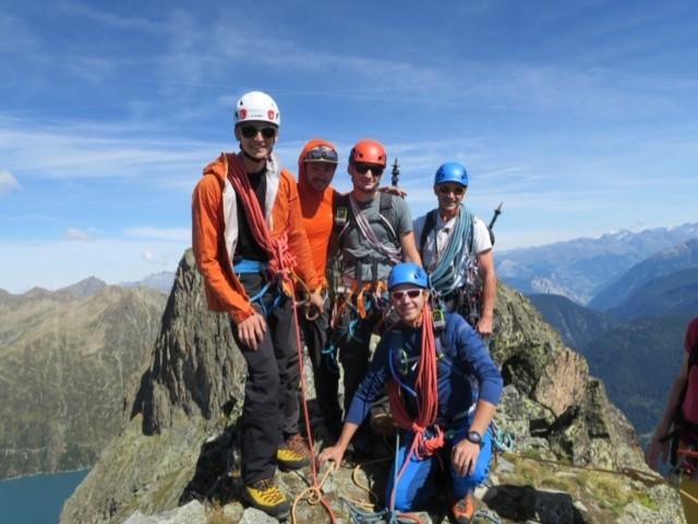 Stage perfectionnement Alpi Septembre 2019